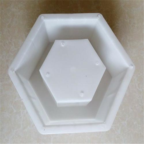 六方塊模具_高鐵線路護坡_預制成形