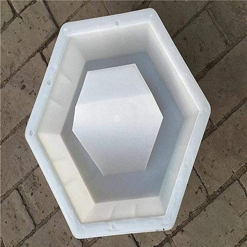 六角塊模板_聚丙烯原料_水泥專用模具