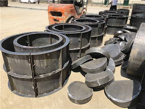 检查井钢模板 厂家直供 设计合理规范