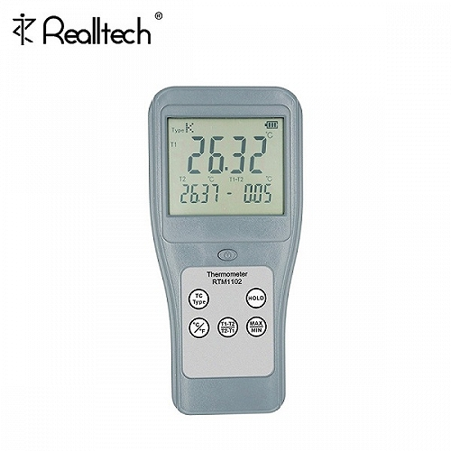 高精度熱電偶測溫儀數顯紅外溫度表