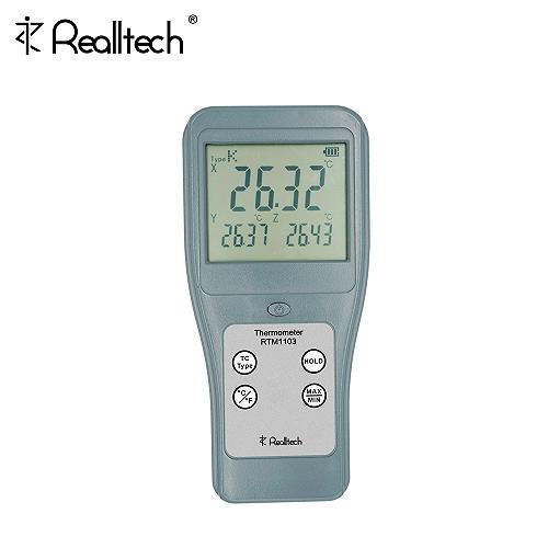 RTM1103高分辨率3通道熱電偶溫度計