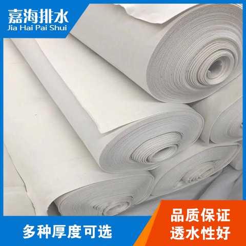 蘇州耐腐蝕土工布生產廠家 嘉海歡迎您