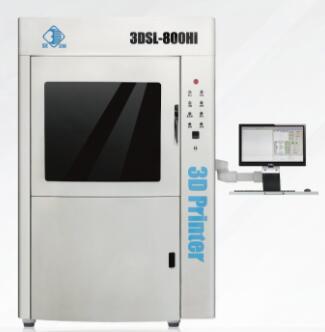 工业级光固化3D打印机