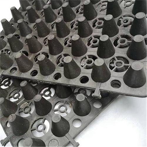 吉林供應3米寬卷狀排水板HDPE排水板