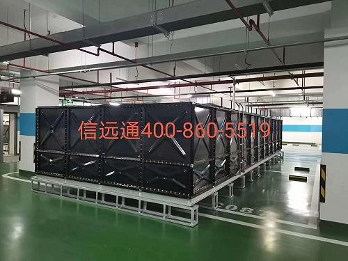 供應北京信遠通牌XY系列搪瓷鋼板水箱