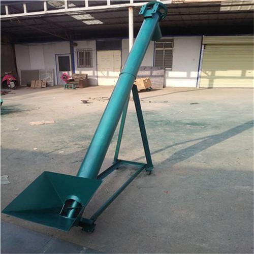 傾斜角度螺旋密封管提升機 管式螺旋輸送機