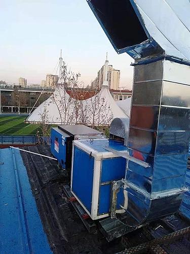 北京環保餐飲油煙凈化設備