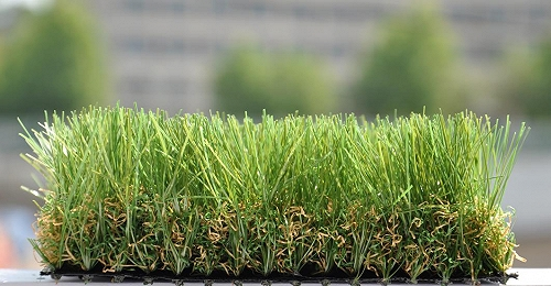 沈陽斯坦福幼兒園人造草坪,圍擋工程草坪