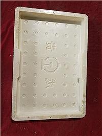 高鐵邊溝蓋板模具圖片-路基蓋板模具