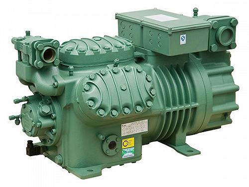 6BZ25-110六缸半封閉壓縮機
