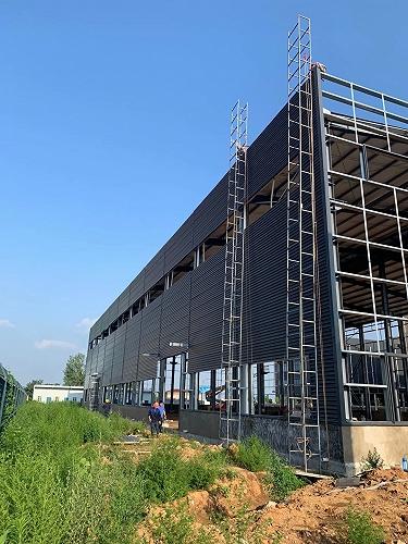 建筑規劃與設計鋼結構設計配合項目報規工作