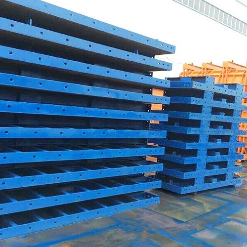 合肥鋼模板 承臺模板 系梁模板
