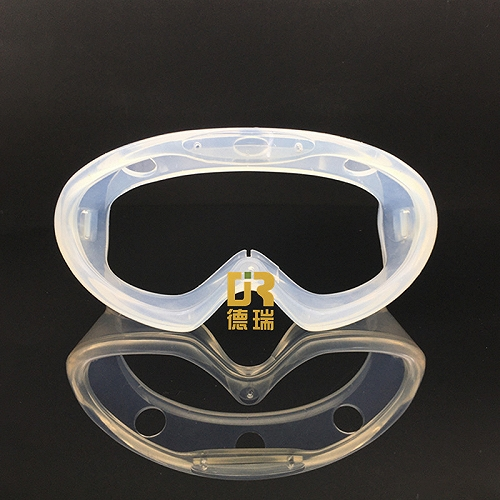 德瑞液態硅膠護目鏡眼罩模具定制