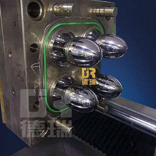 德瑞定制硅膠 一次性負壓引流球模具