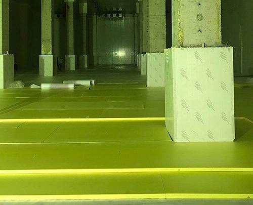 法寧格冷庫保溫板冷庫專用擠塑板