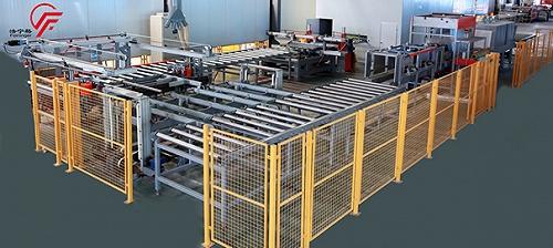二氧化碳擠塑板設備