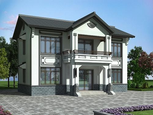 河北张家口轻钢别墅自建房活动房