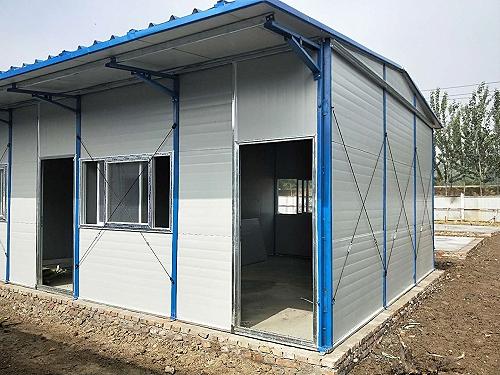 晉城沁水臨建房效果棒 沁水彩鋼房性價比高