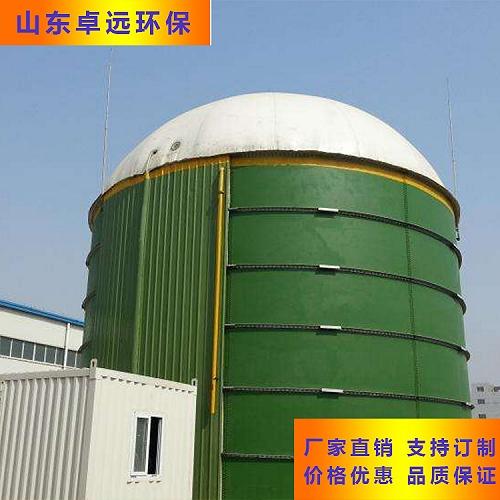 沼氣工程設備厭氧反應罐一體化發酵罐