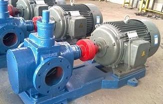 YCB不锈钢耐腐蚀圆弧齿轮油泵