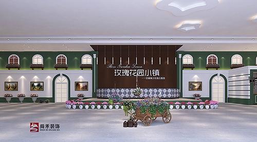 青島餐飲品牌餐廳裝修設計--山東舜禾裝飾