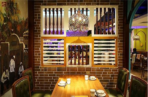 青島主題餐廳裝修設計公司