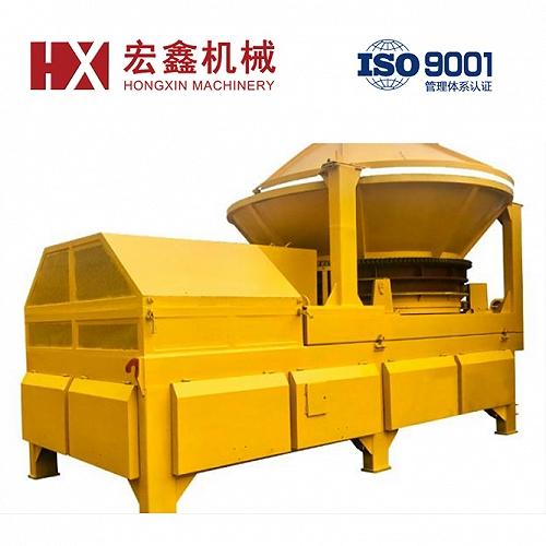 山東宏鑫生物質立式破碎機HX3000