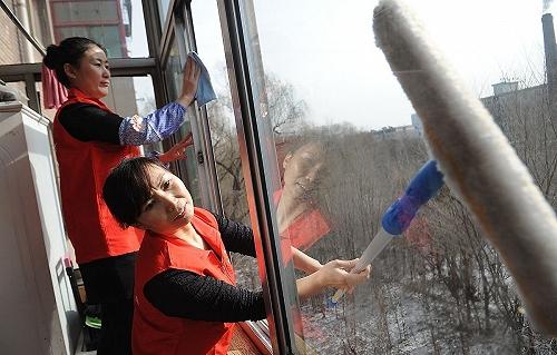 開荒保潔教程-美幫家政專注裝修后保潔