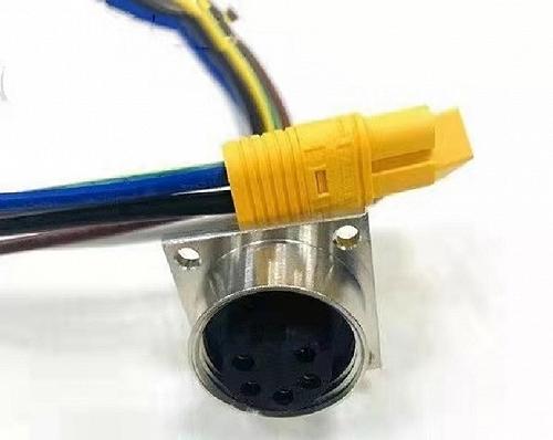 7/8防水插头 7/8传感器电源连接器