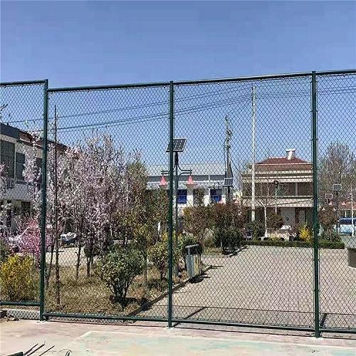 球场围网浸塑球场围网框架球场围网生产销售
