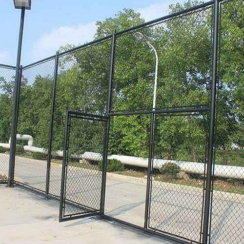 浸塑球场围网篮球场围网厂球场围网生产厂家