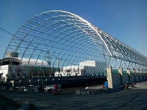滄州縱合鋼結構管桁架加工生產