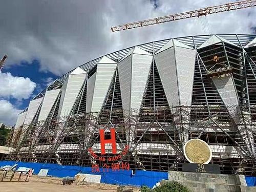滄州縱合鋼結構工程專業管桁架加工廠家