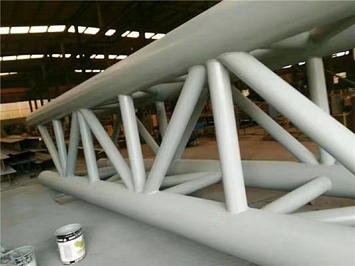 河北幕墻項目鋼結構工程加工