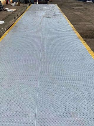 蘇州賽拓供應200噸地磅汽車衡上門安裝