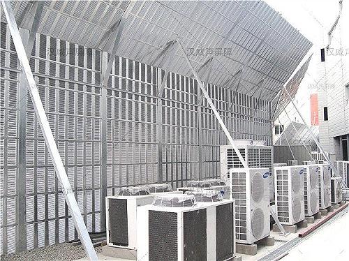 噪音治理公司 空調外機隔聲屏障噪音治理
