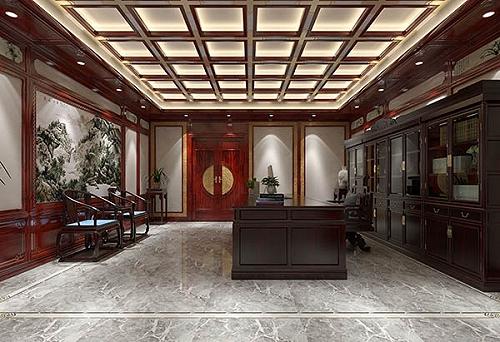 中式红木整装定做厂家