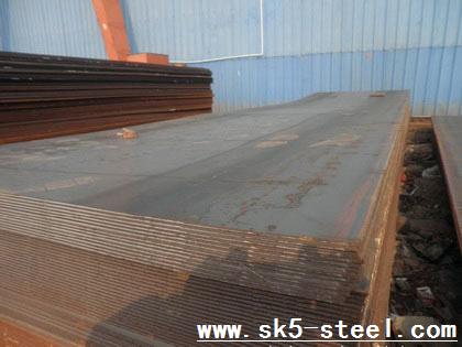 汽車錳鋼板60SI2MN車用前后鋼板配件
