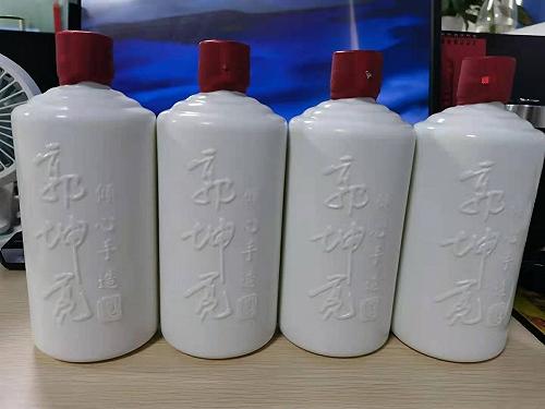 坤亮定制酒公司企業招待用酒柔雅醬香型白酒