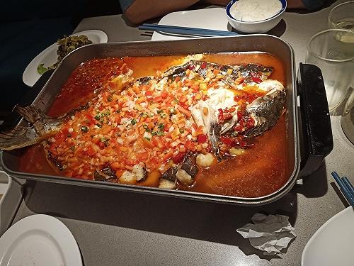 周记烤鱼加盟