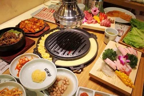 汉江赋传统烤肉加盟费