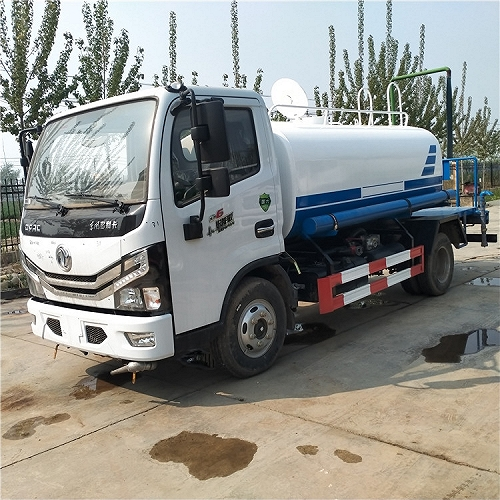 廠企綠化國六5噸小型灑水車廠家促銷價格