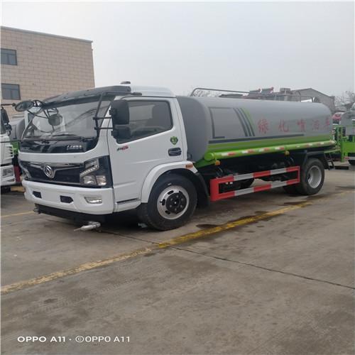 菏澤灑水車國六10噸大型灑水車
