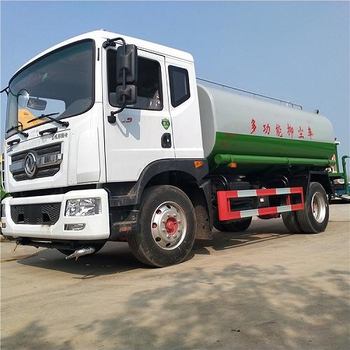 國六東風多利卡D9(12噸)大型灑水車