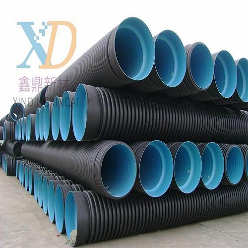 HDPE雙壁波紋管河南高密度聚乙烯波紋管