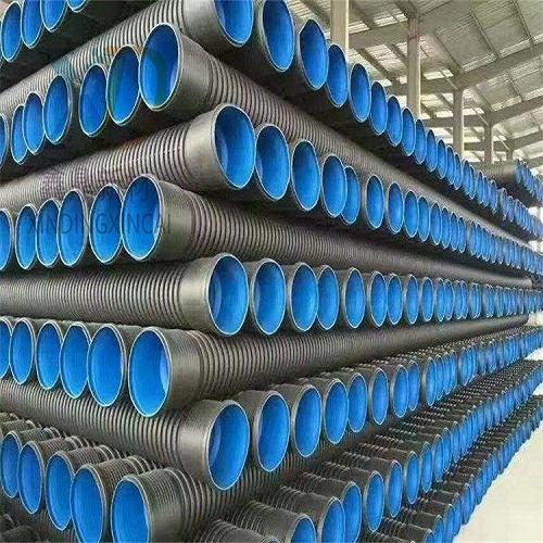 HDPE雙壁波紋管開封高密度聚乙烯波紋管