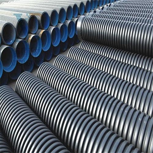 HDPE雙壁波紋管焦作高密度聚乙烯波紋管