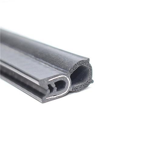 耐磨損阻燃U型頂泡側泡橡膠密封條