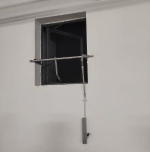 平開窗手搖開窗機智能開窗器一帶多聯動