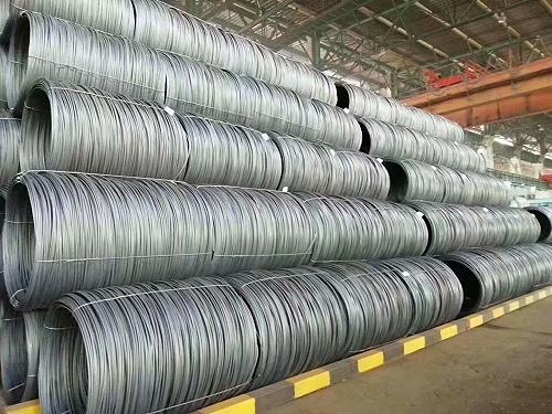 濟源鋼鐵螺紋鋼盤螺線材建筑圓鋼國標鋼材